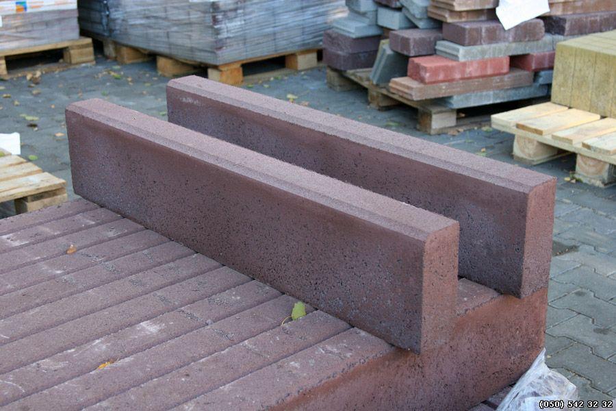 купить бордюр бетонный в красноярске внешний слой